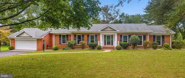 11502 Fox Hill Rd, CULPEPER, VA 22701 (MLS #38713) :: Kline & Co. Real Estate
