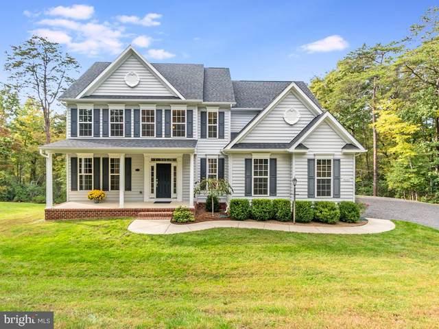 8005 Old Mineral Springs, FREDERICKSBURG, VA 22407 (MLS #38763) :: Kline & Co. Real Estate
