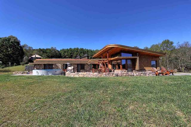 127 Rye Cove Creek Rd, STUART, VA 24171 (MLS #553670) :: Real Estate III