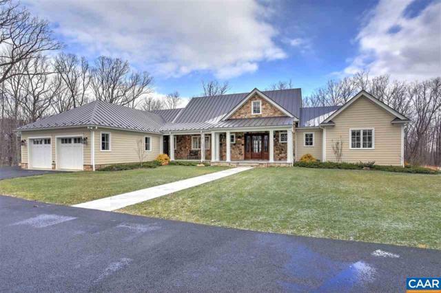 590 Handley Way, AFTON, VA 22920 (MLS #559100) :: Real Estate III