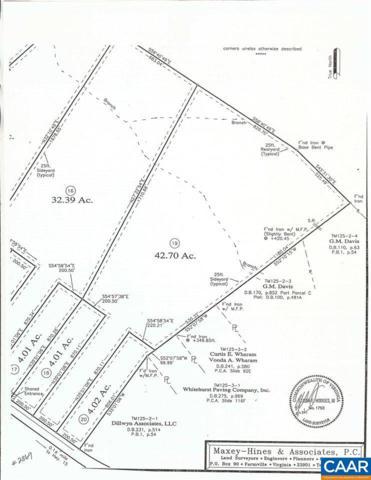 Rte 20 S Constitution Hwy, Dillwyn, VA 23936 (MLS #560870) :: Real Estate III