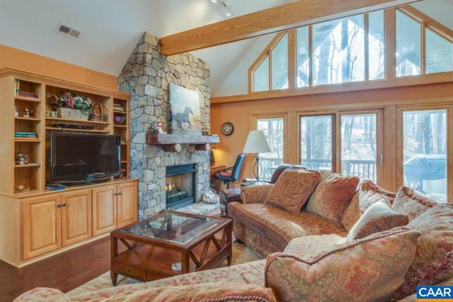 224 Deer Springs Ln, Wintergreen Resort, VA 22958 (MLS #571820) :: Strong Team REALTORS
