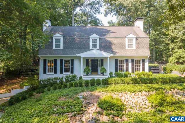 788 Tanglewood Rd, CHARLOTTESVILLE, VA 22901 (MLS #575939) :: Real Estate III
