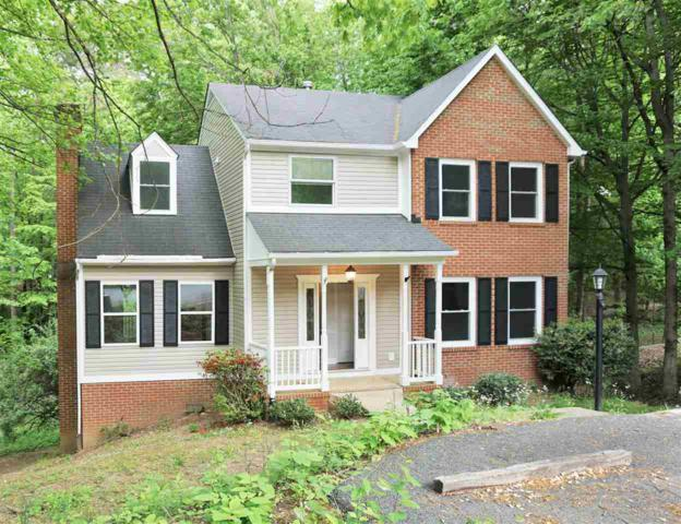 1810 Steeplechase Run, CHARLOTTESVILLE, VA 22911 (MLS #576291) :: Real Estate III