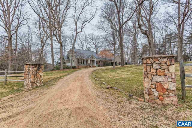 188 Wind River Dr, Rockbridge Baths, VA 24473 (MLS #576603) :: Real Estate III
