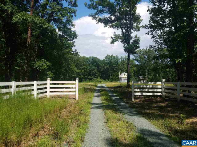 5 Old Cc Rd Lot 5, Block C, GORDONSVILLE, VA 22942 (MLS #579203) :: Jamie White Real Estate