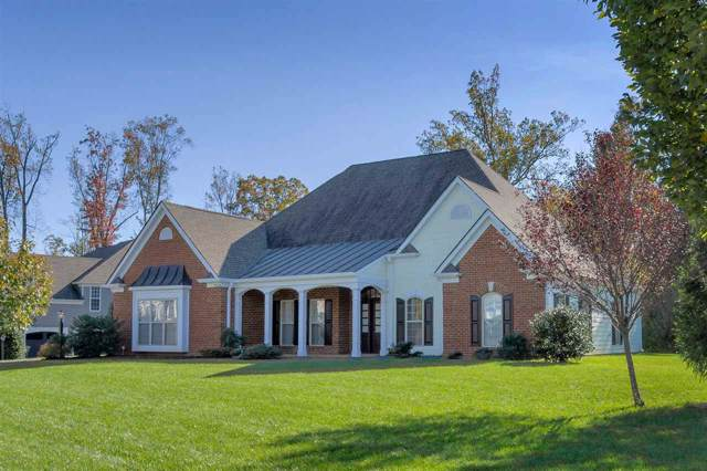 5327 Raven Stone Rd, Crozet, VA 22932 (MLS #583432) :: Jamie White Real Estate