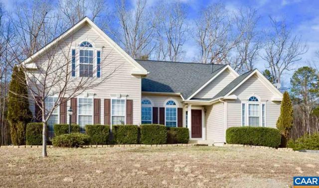 147 Justin Dr, Palmyra, VA 22963 (MLS #584082) :: Real Estate III