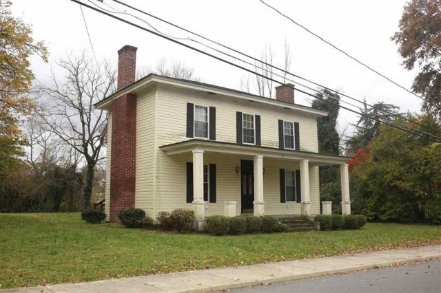 321 East St, GORDONSVILLE, VA 22942 (MLS #584177) :: Jamie White Real Estate