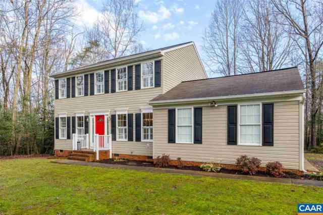 28337 Beech Dr, Rhoadesville, VA 22542 (MLS #584384) :: Real Estate III
