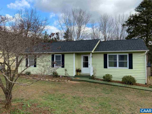 5978 St George Ave, Crozet, VA 22932 (MLS #584569) :: Real Estate III