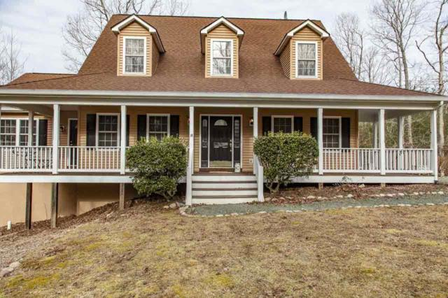 307 Mallard Ln, SCOTTSVILLE, VA 24590 (MLS #585393) :: Real Estate III