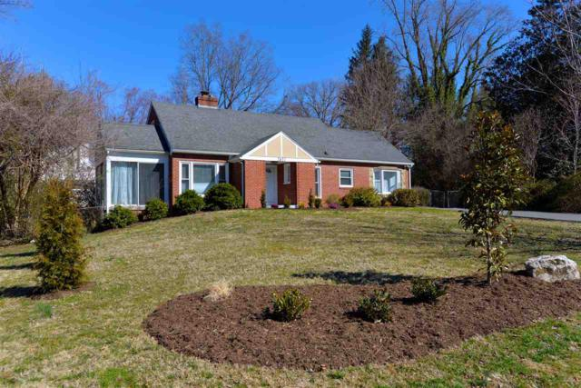 1537 Rugby Ave, CHARLOTTESVILLE, VA 22903 (MLS #586995) :: Real Estate III