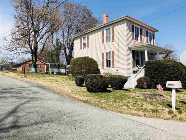 1000 Westmoreland Dr, STAUNTON, VA 24401 (MLS #587261) :: Real Estate III