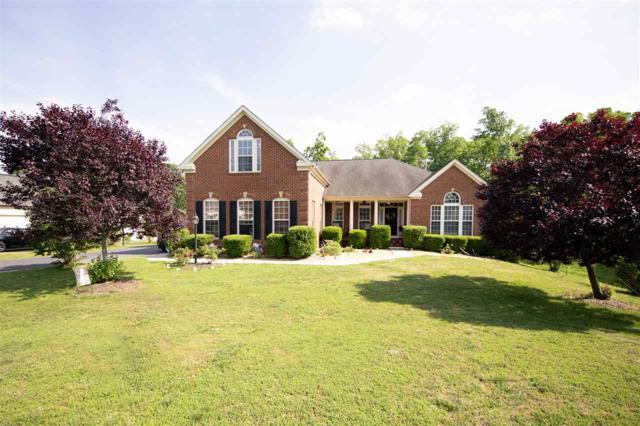238 Justin Dr, Palmyra, VA 22963 (MLS #588242) :: Jamie White Real Estate