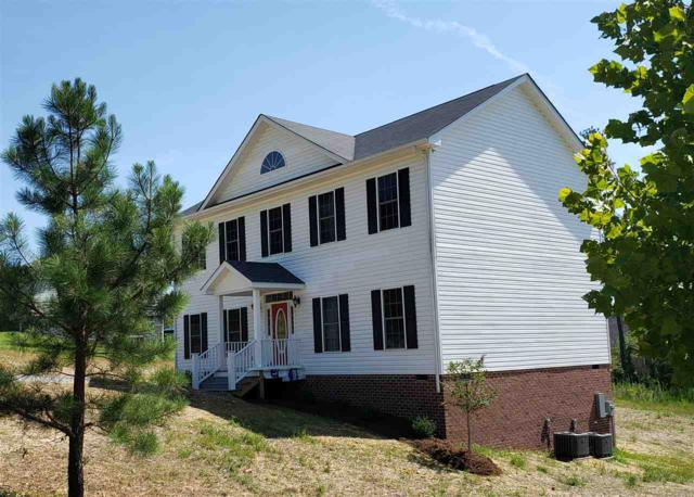 306 Crestview Dr, FARMVILLE, VA 23901 (MLS #592263) :: Real Estate III