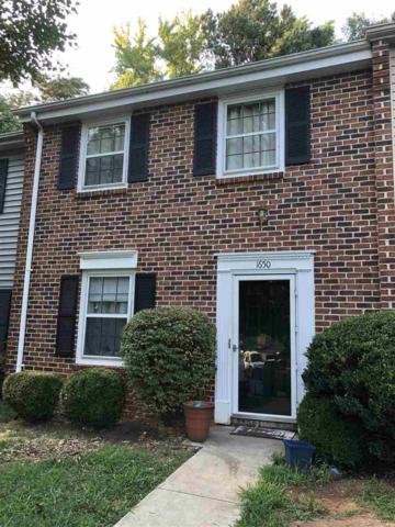1650 Townwood Ct, CHARLOTTESVILLE, VA 22901 (MLS #593453) :: Jamie White Real Estate