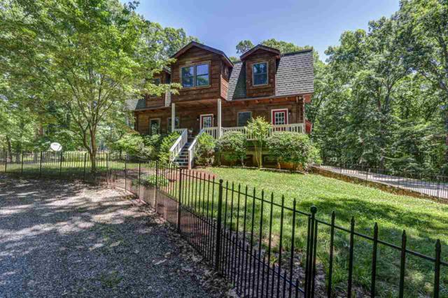4171 Roaring Run Rd, Goode, VA 24556 (MLS #593756) :: Real Estate III