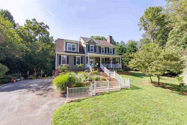 3500 Montgomery Ln, CHARLOTTESVILLE, VA 22903 (MLS #595329) :: Real Estate III