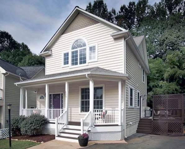 120 Roys Pl, CHARLOTTESVILLE, VA 22902 (MLS #595444) :: Jamie White Real Estate
