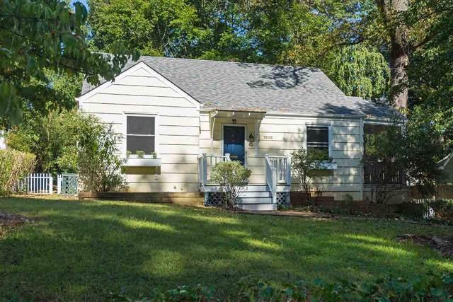 1606 Greenleaf Ln, CHARLOTTESVILLE, VA 22902 (MLS #595802) :: Jamie White Real Estate