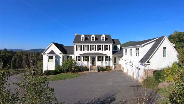 1015 Taylors Gap Rd, CHARLOTTESVILLE, VA 22903 (MLS #595833) :: Real Estate III