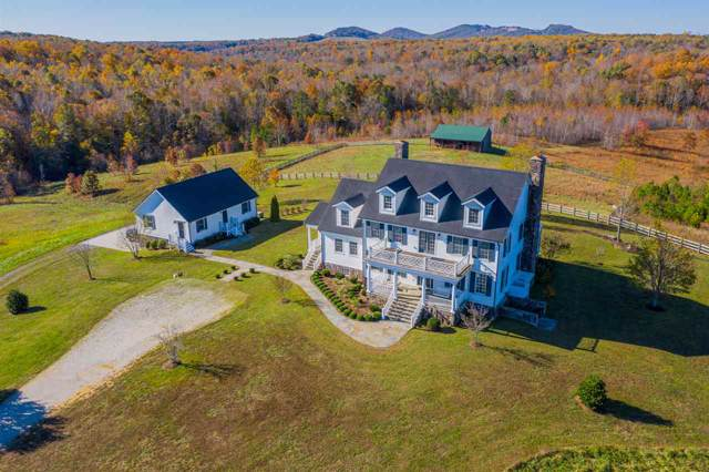 609 Scotts Bottom Rd, Dillwyn, VA 23936 (MLS #596003) :: Jamie White Real Estate