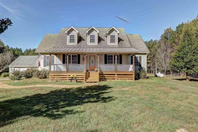 5540 Rolling Rd, SCOTTSVILLE, VA 24590 (MLS #596015) :: Jamie White Real Estate