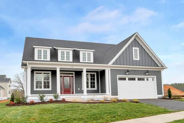 222 Glenleigh Rd, CHARLOTTESVILLE, VA 22911 (MLS #597925) :: KK Homes