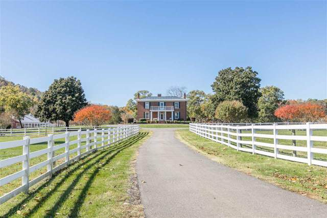 1024 Sunset Dr, AMHERST, VA 24521 (MLS #598369) :: Real Estate III