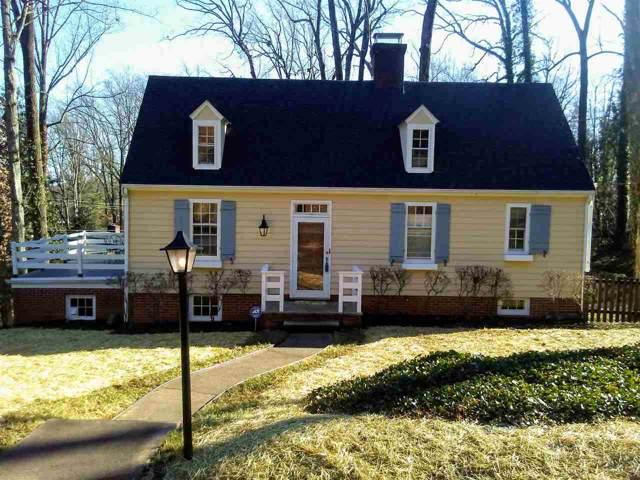 104 Guilford Ln, CHARLOTTESVILLE, VA 22901 (MLS #598449) :: Jamie White Real Estate