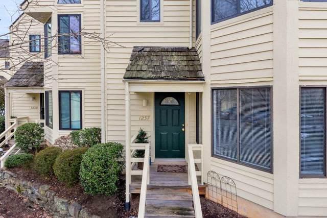 1237 Chatham Rdg, CHARLOTTESVILLE, VA 22901 (MLS #599030) :: Real Estate III