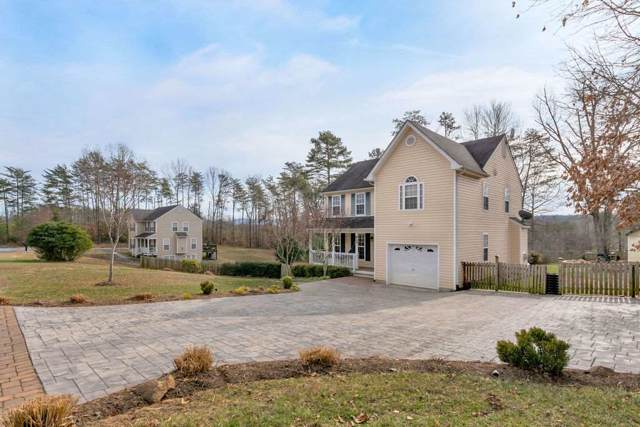 252 Tanglewood Dr, BARBOURSVILLE, VA 22923 (MLS #599391) :: Jamie White Real Estate