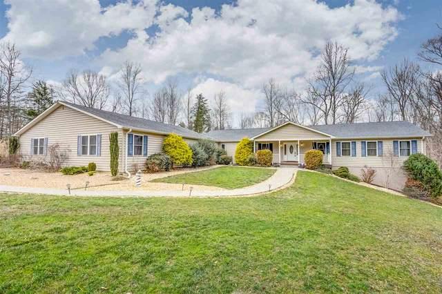 38 Rose Cir, BUMPASS, VA 23024 (MLS #599852) :: Jamie White Real Estate