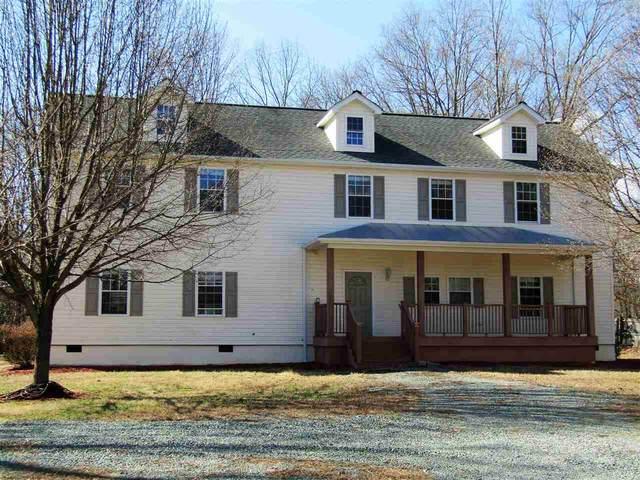 2348 Lindsay Rd, GORDONSVILLE, VA 22942 (MLS #599969) :: Real Estate III