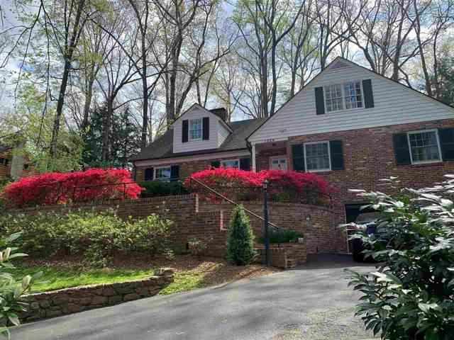 1326 Hilltop Rd, CHARLOTTESVILLE, VA 22903 (MLS #600300) :: Jamie White Real Estate