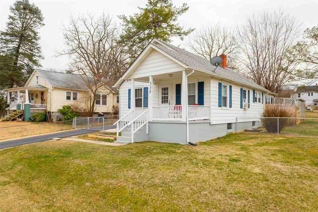 338 Campbell St, STAUNTON, VA 24401 (MLS #600487) :: Real Estate III