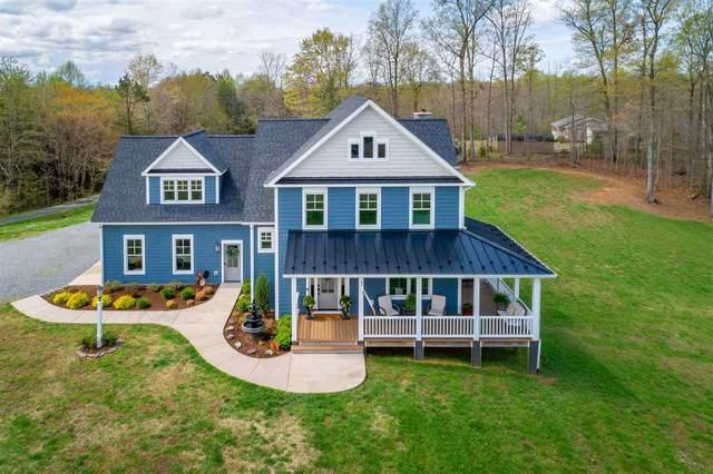 432 Bootons Ln, ORANGE, VA 22960 (MLS #600849) :: Real Estate III