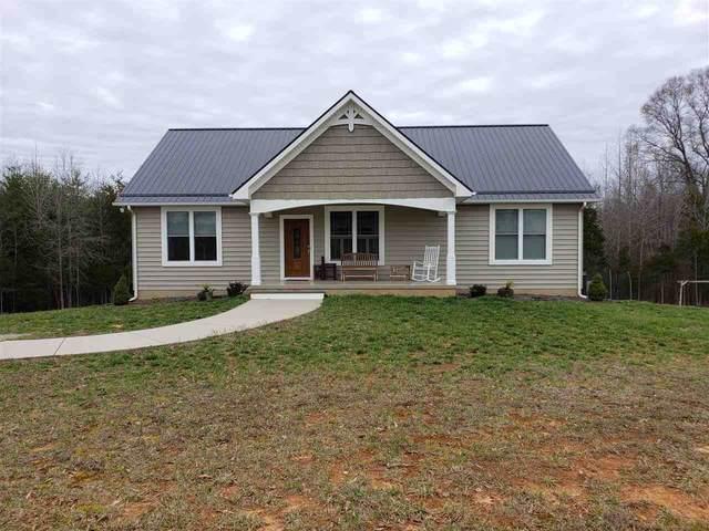 1129 School Rd, Dillwyn, VA 23936 (MLS #601381) :: Jamie White Real Estate