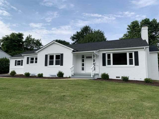 1209 Edgewood Rd, HARRISONBURG, VA 22801 (MLS #601801) :: Jamie White Real Estate