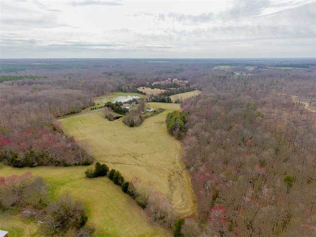 11104 Zachary Taylor Hwy, Unionville, VA 22567 (MLS #601815) :: Real Estate III