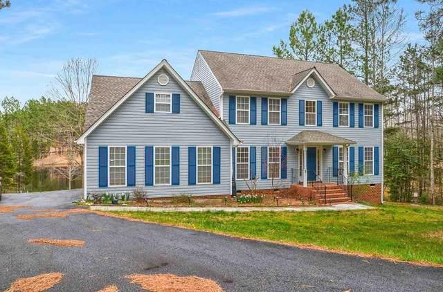 264 Foxmoor Rd, TROY, VA 22974 (MLS #601914) :: Real Estate III