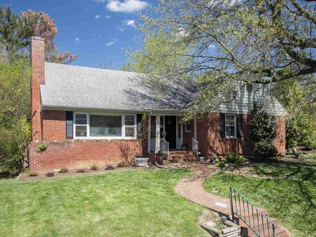 80 Maplehurst Ave, HARRISONBURG, VA 22801 (MLS #602844) :: Jamie White Real Estate