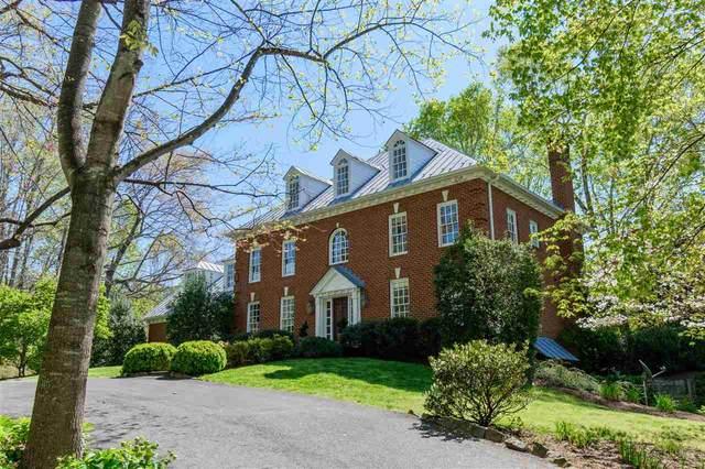 1805 Owensfield Dr, CHARLOTTESVILLE, VA 22901 (MLS #603214) :: Jamie White Real Estate