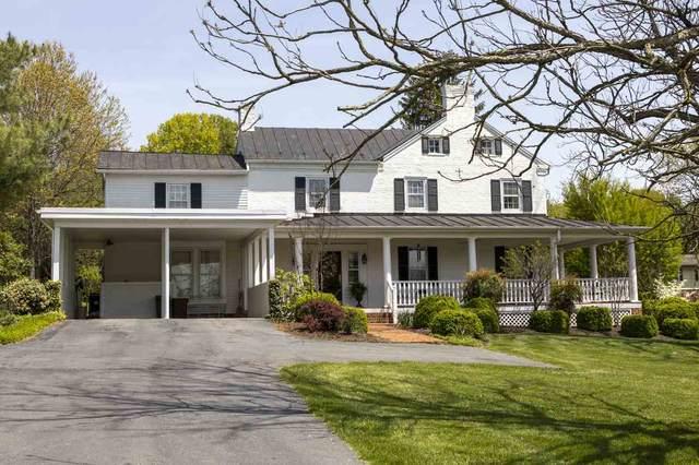 1161 Sharpes Dr, HARRISONBURG, VA 22801 (MLS #603223) :: Jamie White Real Estate
