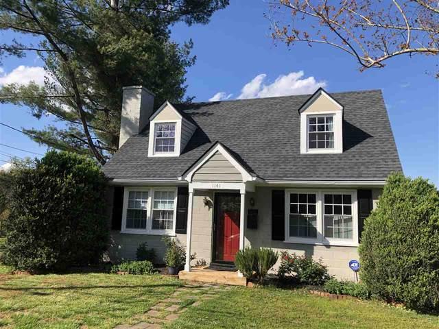 1141 Meriwether St, CHARLOTTESVILLE, VA 22902 (MLS #603381) :: Jamie White Real Estate