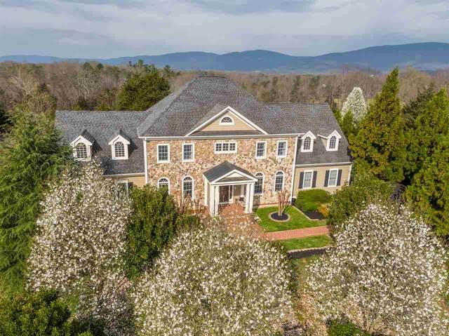 475 Foxdale Ln, CHARLOTTESVILLE, VA 22903 (MLS #603391) :: Real Estate III