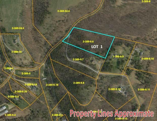 0 W Ridge Dr, MAYSVILLE, WV 26833 (MLS #603482) :: Jamie White Real Estate