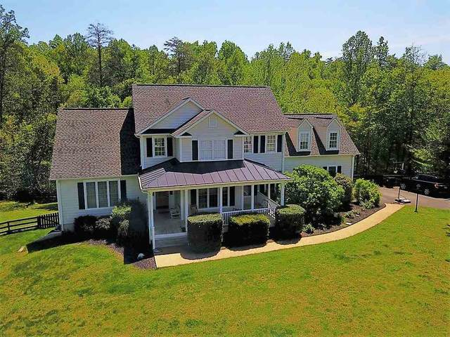 627 Taylor Ridge Way, Palmyra, VA 22963 (MLS #603564) :: Jamie White Real Estate