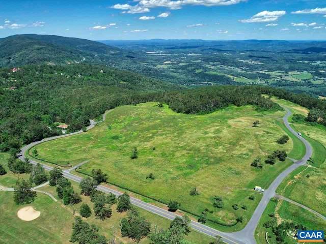 Lot 1 Howardsville Tpke, AFTON, VA 22920 (MLS #604050) :: KK Homes